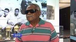 TV Tribuna homenageia Coutinho, o 'gênio da área'