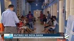 Em epidemia, Campo Grande já tem mais de 11 mil notificações de dengue