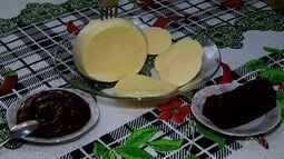 Produtora rural ensina como fazer queijo cabacinha, em Mineiros