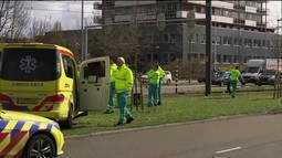Ataque em trem na Holanda deixa 3 mortos e 9 feridos