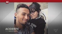 G1 em 1 Minuto - Santos: Casal é morto ao sair para comemorar aniversário com amigos