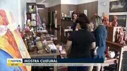 Artistas plásticos de Valadares participam de exposição