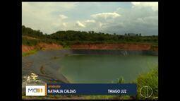 Duas barragens de Minas preocupam moradores e autoridades