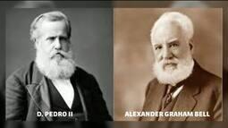 D. Pedro II foi primeiro governante do país a viajar aos EUA