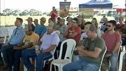 Arandu recebe evento sobre novas tecnologias para cultivo do grão