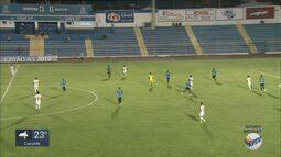 Série A3: São Carlos joga contra o Audax no Luisão