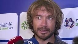 Lugano fala sobre momento do São Paulo e sobre atrito entre Jean e Vagner Mancini