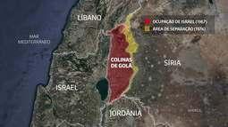 Donald Trump gera polêmica ao apoiar soberania de Israel sobre Colinas de Golã