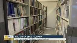 Biblioteca que funciona na Secretaria Estadual de Meio Ambiente vai ser fechada