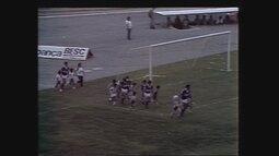 Avaí inaugura Ressacada em jogo contra o Vasco