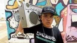 Clipe de rap feito por projeto social em Rio Preto 'bomba' na web