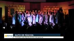 Igreja Batista inicia o musical Auto de Páscoa em Boa Vista