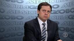 Depoimento - Gerson Camarotti: Mensalão