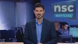 Confira os destaques do NSC Notícias desta quinta-feira (18)
