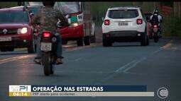 PRF intensifica fiscalização em BRs do Piauí