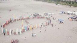 Festival Prancha Oca reúne apaixonados pelo surfe