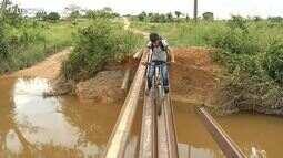 Eldorado dos Carajás conta com 300 pontes