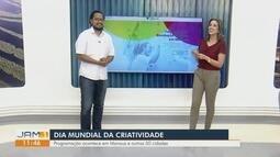 Dia Mundial da Criatividade ocorre neste domingo em Manaus