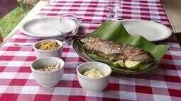 Veja a receita de traíra sem espinha recheada com farofa especial para o Domingo de Páscoa