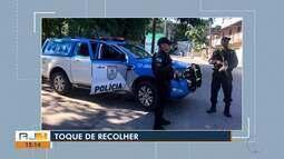 Policiamento é reforçado após suspeitos ameaçarem moradores em bairro de Rio das Ostras