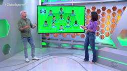 Maurício Saraiva comenta a retomada da confiança do Grêmio