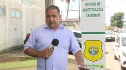 Operação da polícia apreende droga e dinheiro em Rio Branco