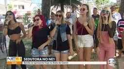 Banda Sedutora anima baile no Recife com show de brega