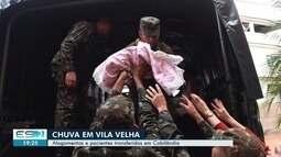 Com 70 desabrigados, Vila Velha anuncia situação de emergência, no ES
