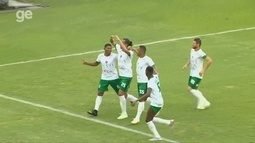 Veja os gols de Manaus 4 x 1 Real Ariquemes, pela Série D