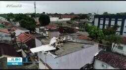 Piloto morre após avião cair sobre casa em Belém