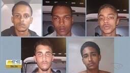 Seis jovens são detidos com armas no bairro Santa Martha, em Vitória