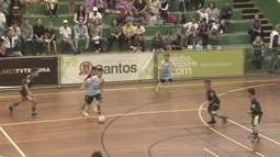 17ª Copa TV Tribuna de Futsal Escolar recebe mais uma rodada nesta terça-feira (21)