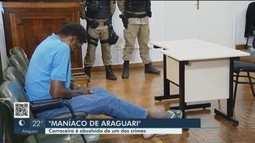 'Maníaco de Araguari' é inocentado durante júri popular