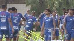 Jean Lucas descarta crise no Santos e já pensa no jogo contra o Internacional