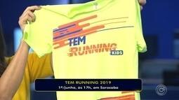 Confira kit feiro para os corredores no TEM Running 2019