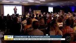 Congresso Internacional de Sustentabilidade discute como crescer e preservar
