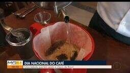 No Dia Nacional do Café, conheça histórias de quem não vive sem a famosa bebida