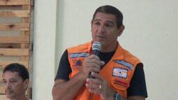 Defesa Civil faz campanha sobre prevenção de queimadas durante estiagem em Cruzeiro do Sul