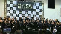 São Carlos recebe o 1º Festival de Coros neste fim de semana