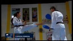 Atleta de 15 anos Divinópolis busca título Brasileiro após ouro no estadual