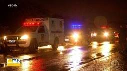 Três jovens são encontrados mortos na Zona Norte de Natal