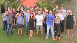 Revista em Pilar do Sul - Bloco 1