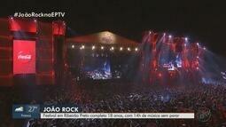 João Rock promete 14 horas de música neste fim de semana em Ribeirão Preto