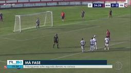 Friburguense sofre segunda derrota no Carioca