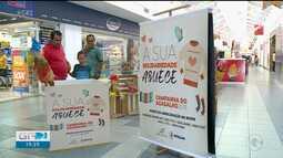 Voluntários fazem campanhas para arrecadar agasalhos em Petrolina