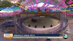 Centro de Criatividade recebe Concurso de quadrilhas juninas 'Arranca Unha'