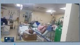 Autoridades de saúde vistoriam Hospital Regional