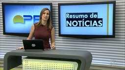 Confira o Resumo das Notícias do Bom Dia Paraíba desta terça-feira, 18