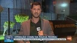 Operação Chabu prende prefeito e ao menos outras 4 pessoas em Florianópolis