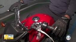 Instrutor dá dicas para evitar acidentes ao pilotar motos em dias de chuva
